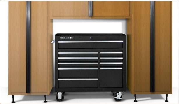 Toolchest Garage Organization Storage Cabinet California